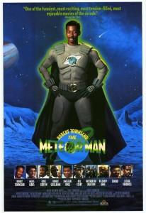 Meteor Man - movie poster